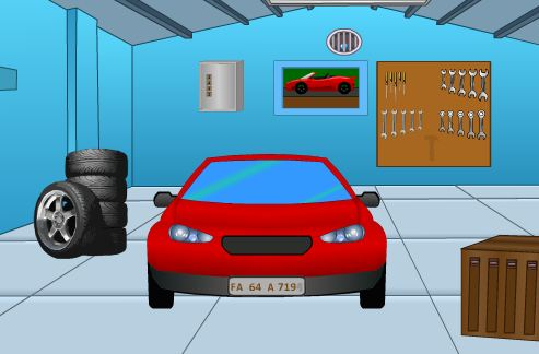 Games4King Car Escape Wal…