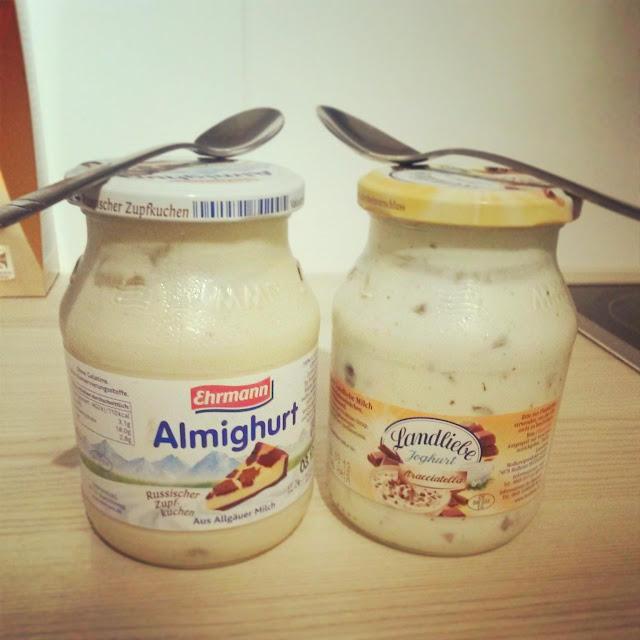 The most delicious yoghurt ever -  Germany