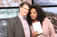 Eben Alexander and Oprah Winfrey