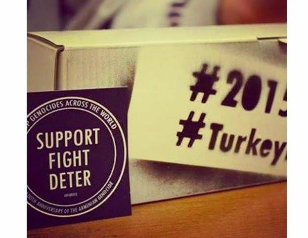 Εκστρατεία ενημέρωσης για τη Γενοκτονία ετοιμάζει η Αρμένικη νεολαία στην Ελλάδα
