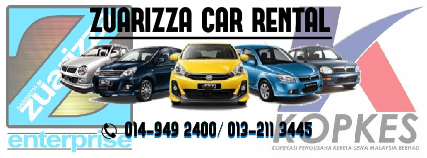 Zuarizza Car Rental