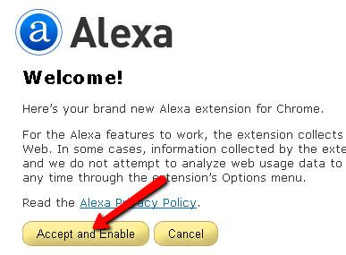 6. Cara Memasang Alexa Toolbar Pada Google Chrome