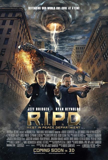 Poster fra R.I.P.D.