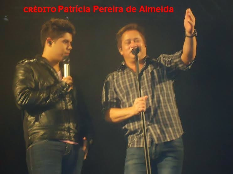 SHOW DO LEONARDO em  Barbacena/ MG 17/05/2014