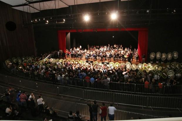 funeral Allana of Moraes Coelho and Cristiano Araújo