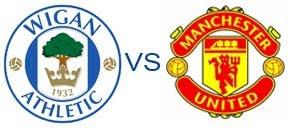 Prediksi Skor Wigan Athletic vs Manchester United 01 Januari 2013