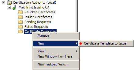 My tech blog pki public key infrastructure with adcs part 8 web we select the pki web server certificate template we just duplicated yadclub Image collections