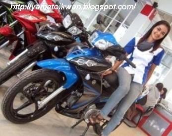 Motor Bebek Yamaha