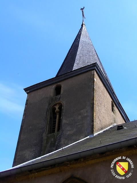 ROZERIEULLES (57) - Eglise Saint Remi (XVe-XVIe siècles)