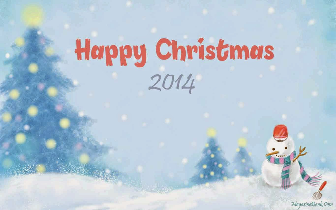 Happy Merry Christmas 2014 HD Wallpapers & Images