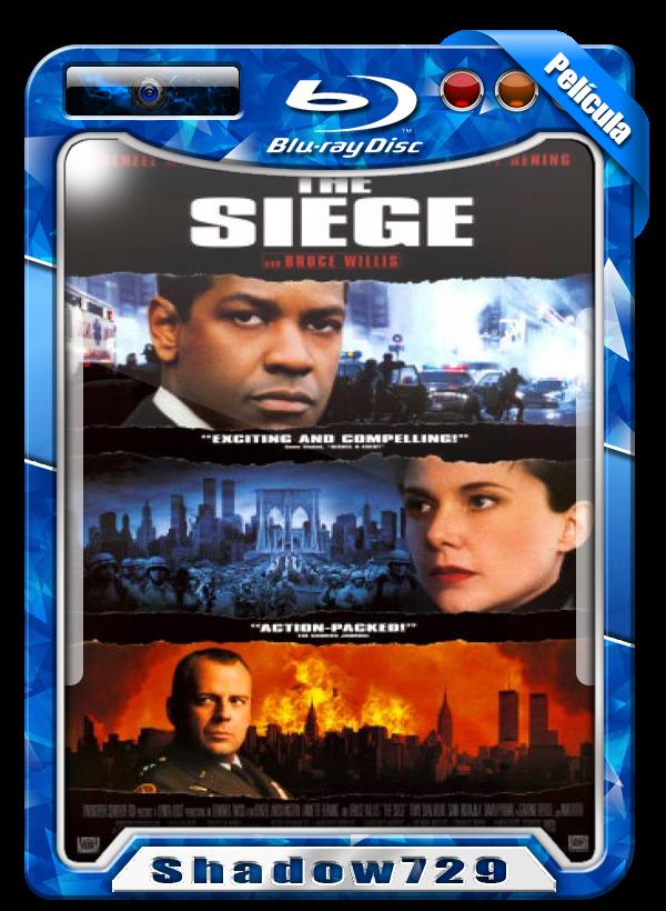 The Siege (1998) | Contra el Enemigo 720p H264 Dual