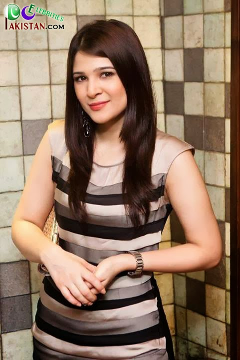 Ayesha Omar Enjoying Vocations