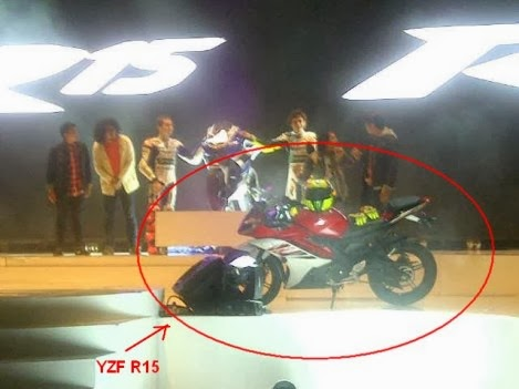 Harga Yamaha YZF R15 V2 Indonesia akan berada pada kisaran 30 jutaan . . !