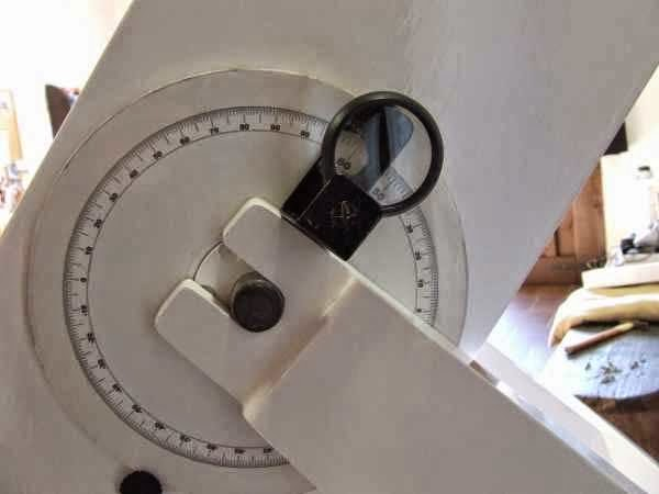 détail telescope