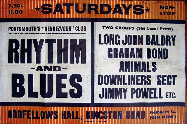 Pop poster I remember all the acts!!!