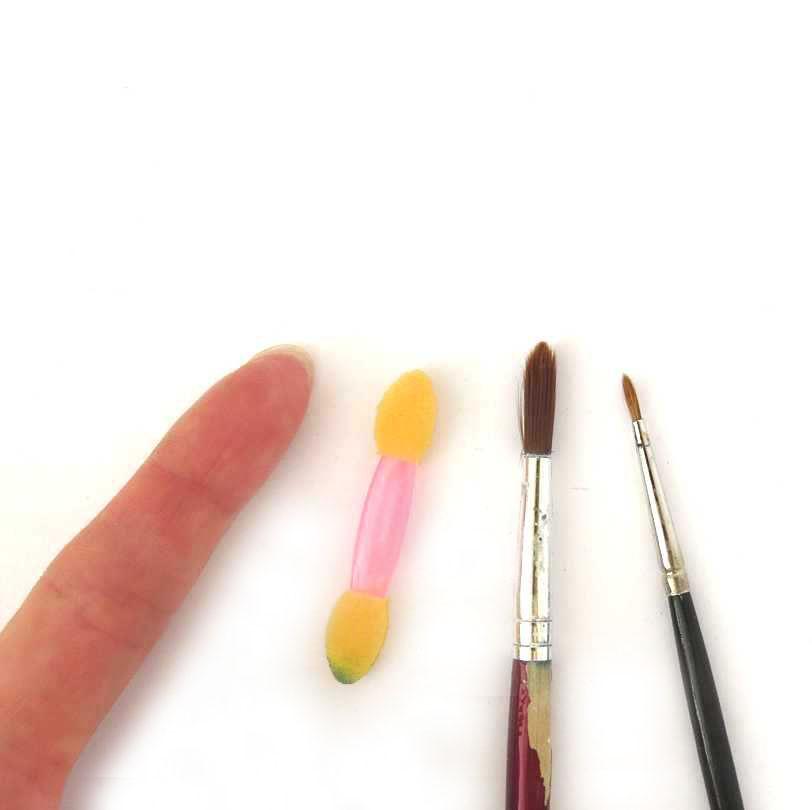 Colorazione pasta sintetica strumenti