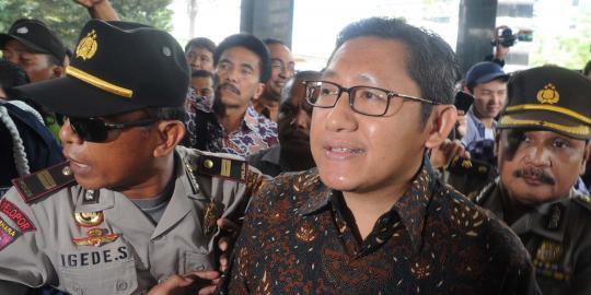 Anas mengaku pernah diinteli SBY saat bertemu Bambang Soesatyo