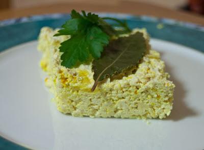 Gedampftes Tofu