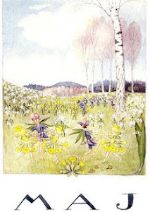 May - Elsa Beskow