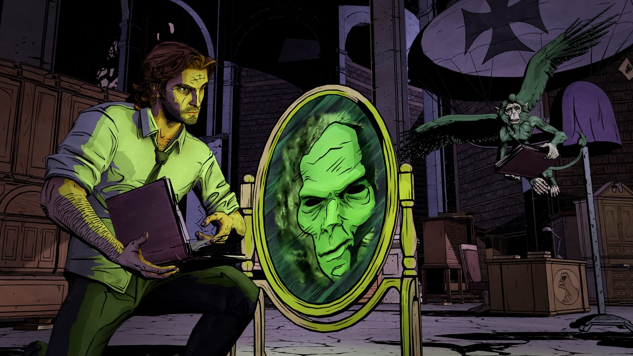 Download The Wolf Among Us Episode 2 pc game