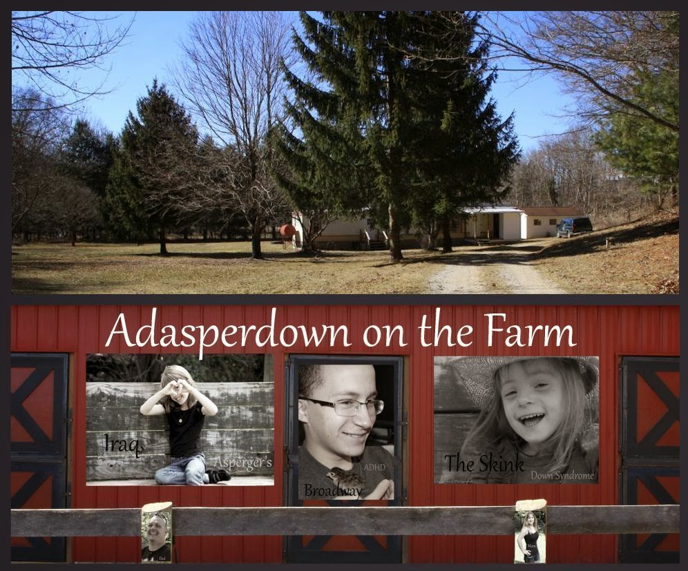 Adasperdown on the Farm