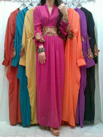 Gamis Sifon+inner (SOLDOUT)