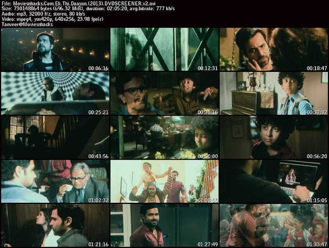 Ek Thi Daayan Movie Screenshots