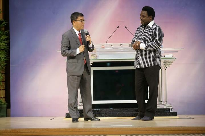 tb joshua south korea