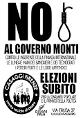 CONTRO MONTI!