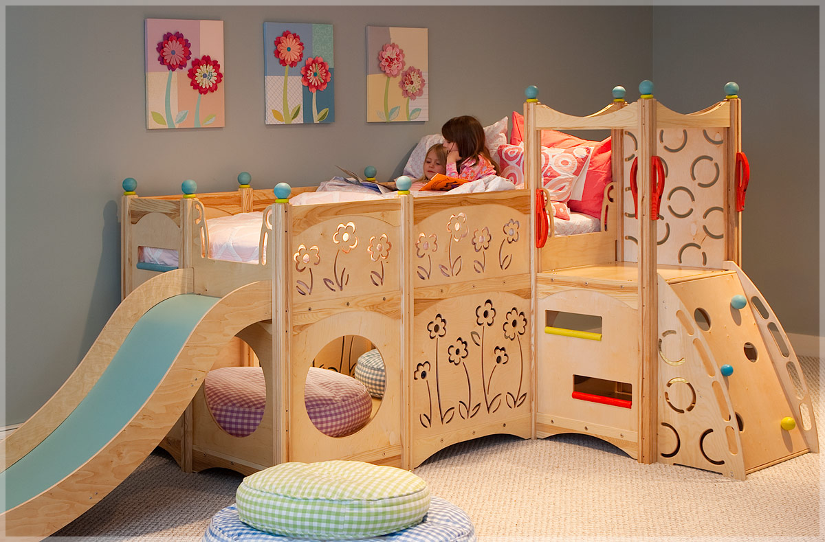 funky baby furniture. Cedarworks Playsets: Revolutionizing Playtime And Bedtime Funky Baby Furniture