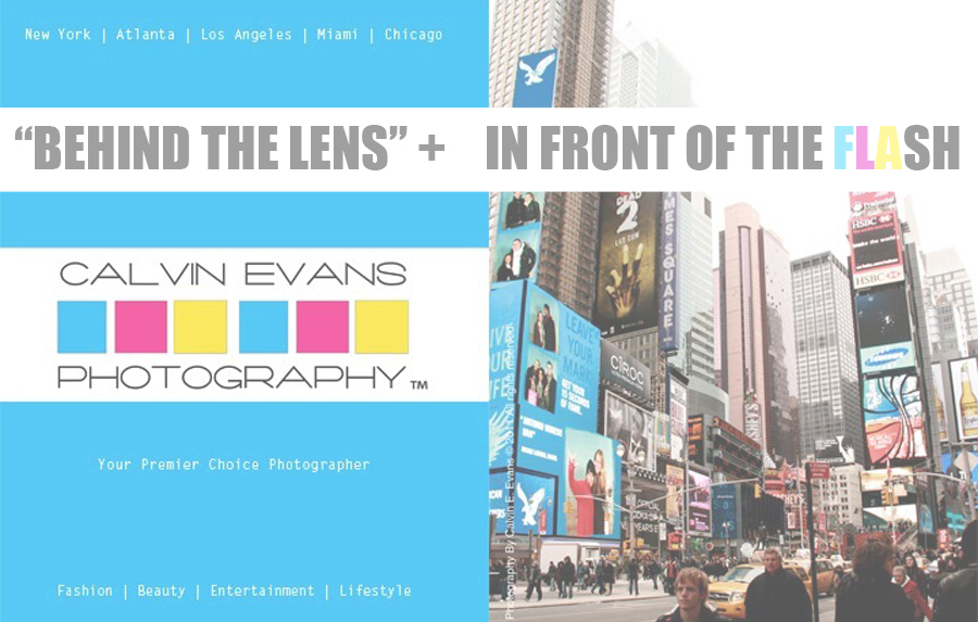 Calvin Evans Photography Group Behind The Lens