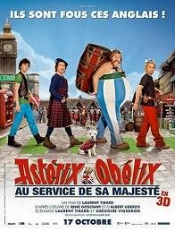 Astérix y Obélix: Al servicio de su majestad [2012] [Latino]