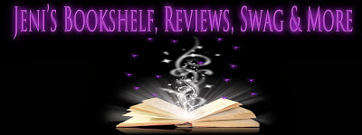 Jeni's Bookshelf, Reviews, Swag, & More!
