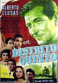Distrito quinto (1957) Descargar y ver Online Gratis