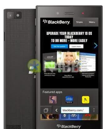Inilah wujud dari BlackBerry Jakarta