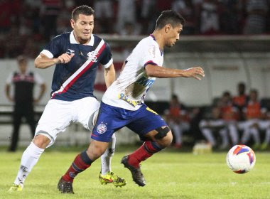 Bahia perde para o Santa Cruz e cai mais uma posição