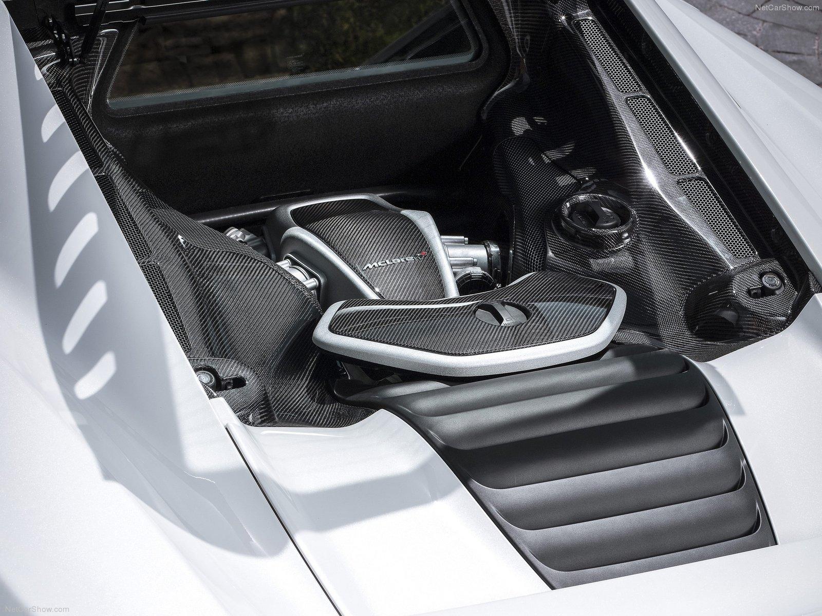 Hình ảnh siêu xe McLaren MP4-12C 2013 & nội ngoại thất