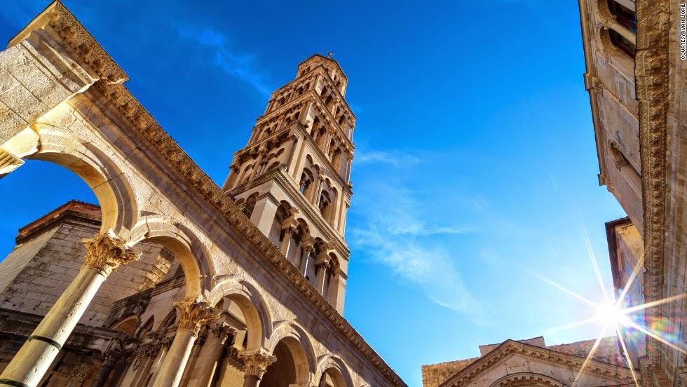 Belfry of St. Domnius, Split