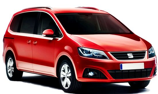 2016 seat alhambra concept price review car drive and. Black Bedroom Furniture Sets. Home Design Ideas