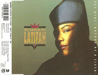 Queen Latifah – Fly Girl (CDS) (1991) (320 kbps)