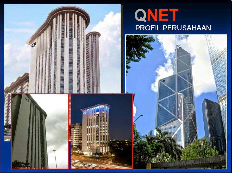 Qnet Ltd Profil Perusahaan