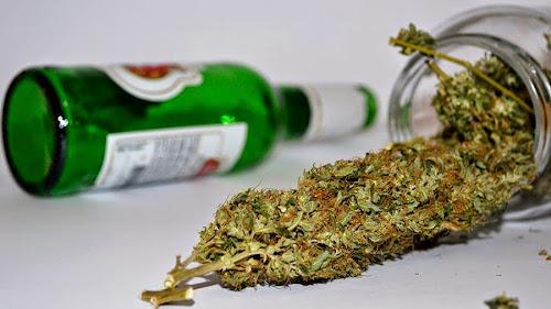 Marijuana é mais segura do que o álcool
