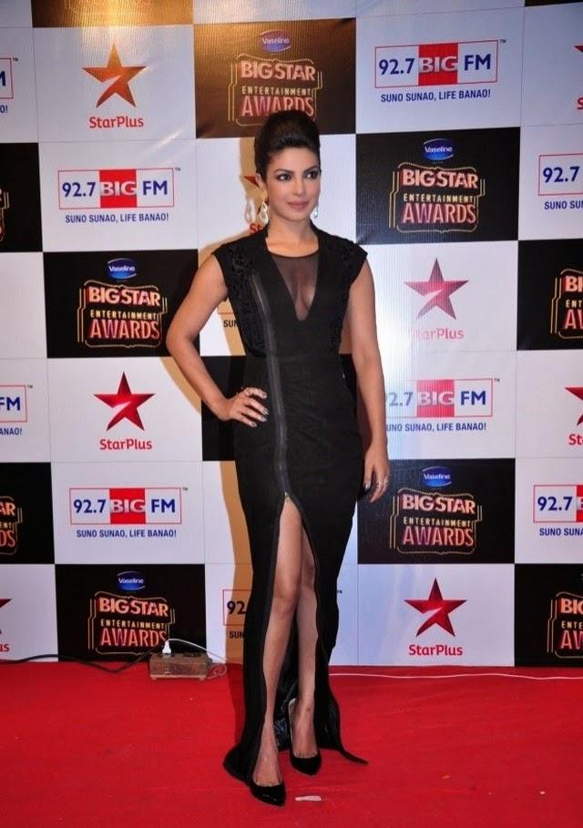 Celebrities at BIG STAR Entertainment Awards 2014 Photos