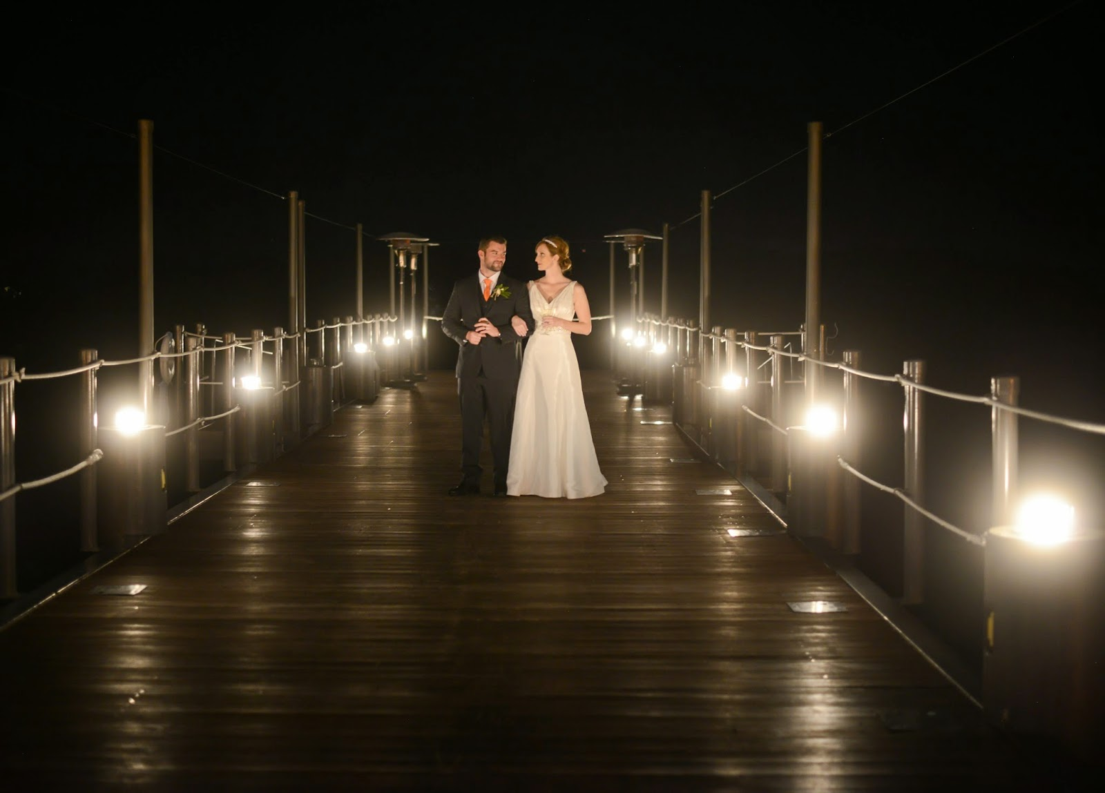 Beautiful Winter Wedding at the West Shore Cafe in Lake Tahoe / Take the Cake Events