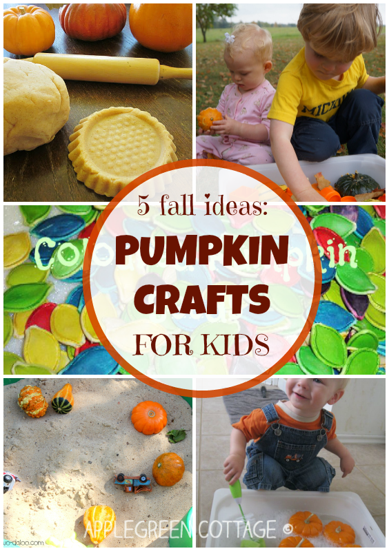 5 pumpkin activities for kids