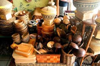 Artikel Peralatan Rumah Tangga Tradisional