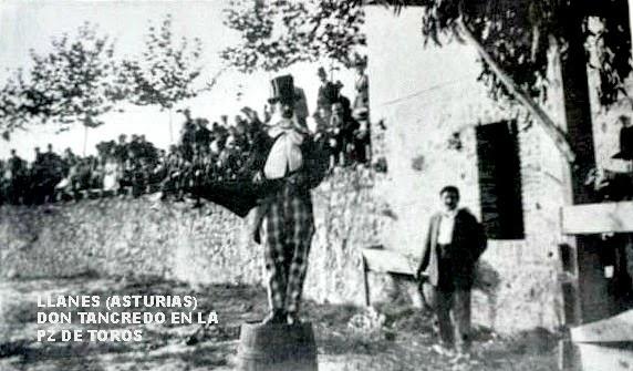plaza de toros el Rinconin Don Tancredo
