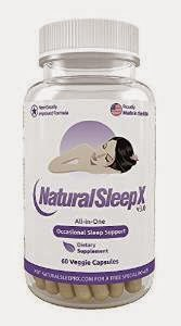 Natural Sleep X - All-in-One Natural Sleep Aid Review