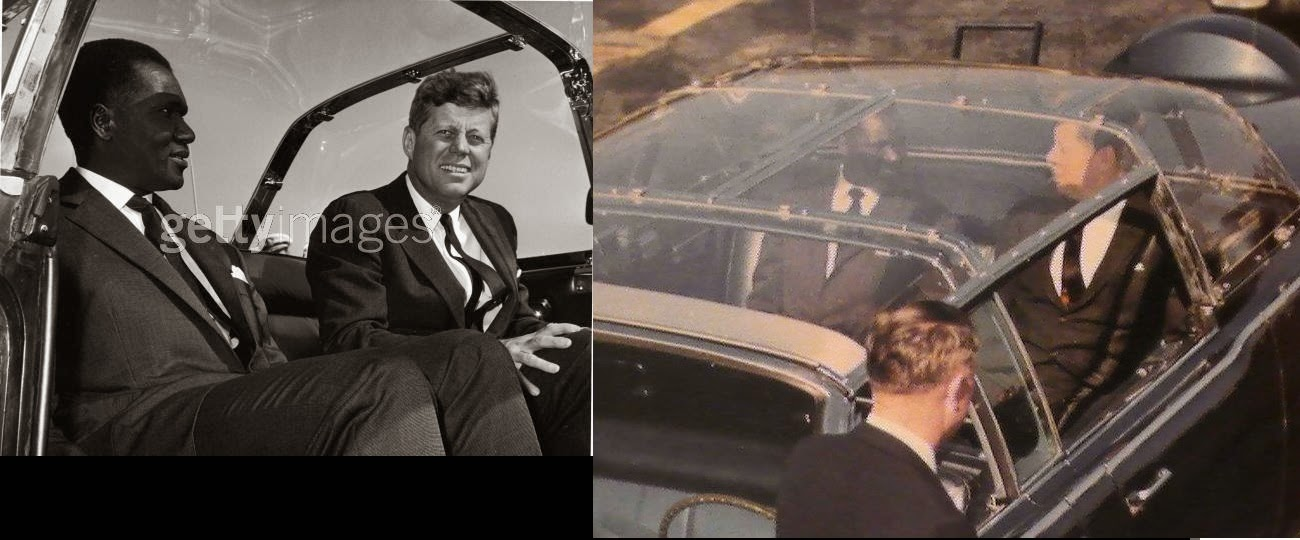 JFK bubbletop 10/10/62