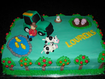 John Deere Cake